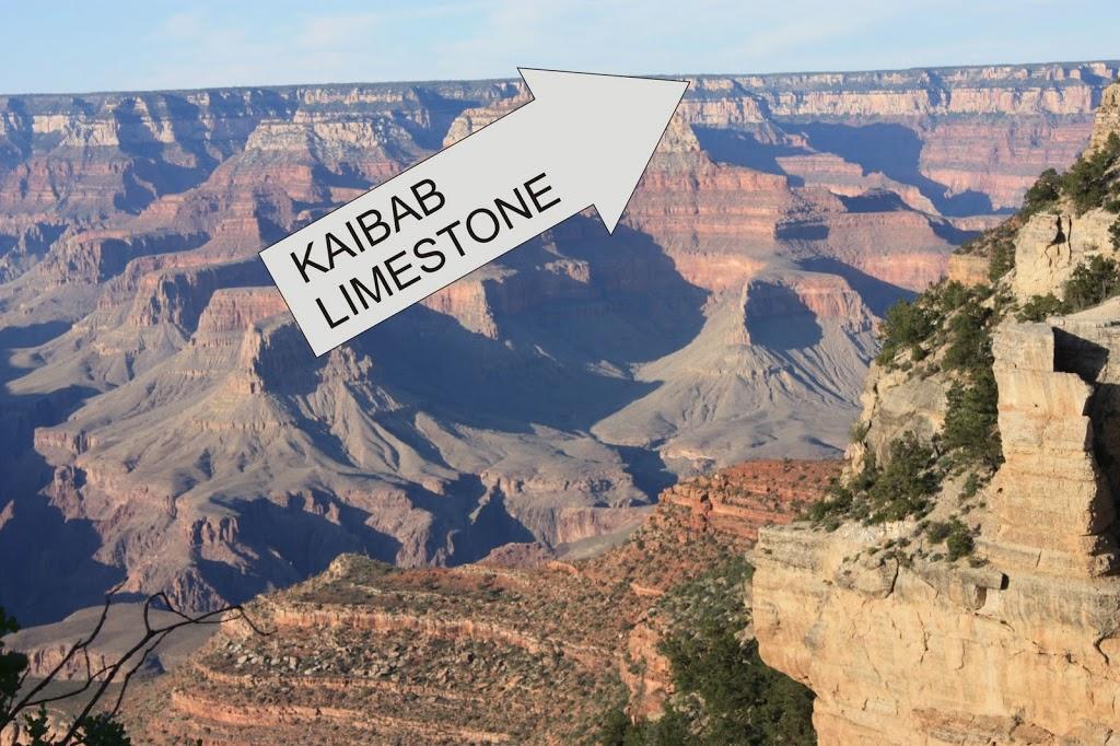 Grand Canyon Part 2 The Kaibab Limestone Patrick Johnstone