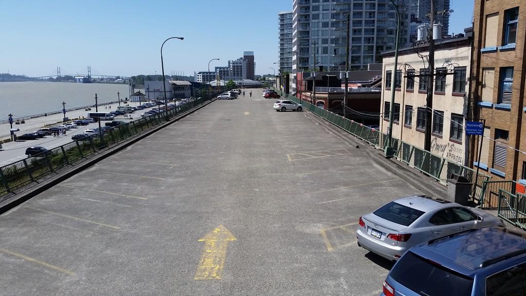 parkade empty